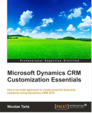 Microsoft Dynamics CRM Customization Essentials