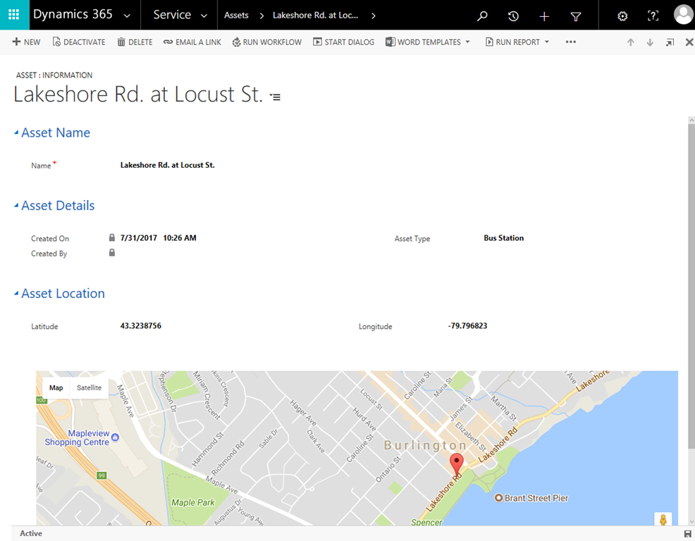how to make a location map in microsoft word